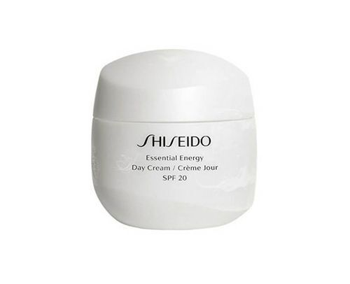 Shiseido Denný krém Essential Energy SPF 20 (Day Cream) 50 ml