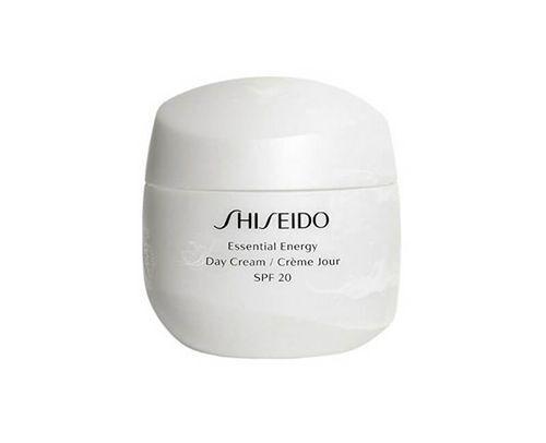 Shiseido Denní krém Essential Energy SPF 20 (Day Cream) 50 ml