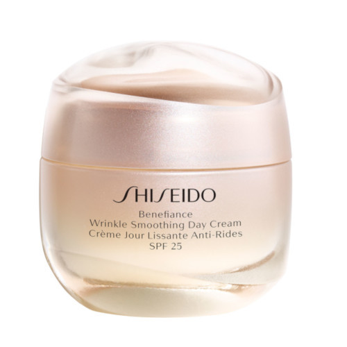 Shiseido Denný krém proti vráskam SPF 25 Benefiance (Wrinkle Smoothing Day Cream) 50 ml
