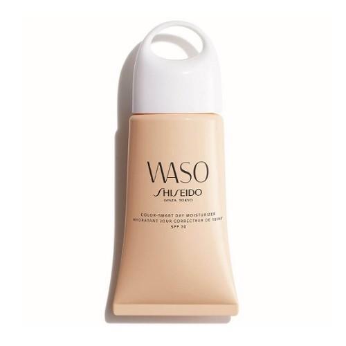 Shiseido Denní tónující hydratační krém SPF 30 Waso (Color-Smart Day Moisturizer) 50 ml