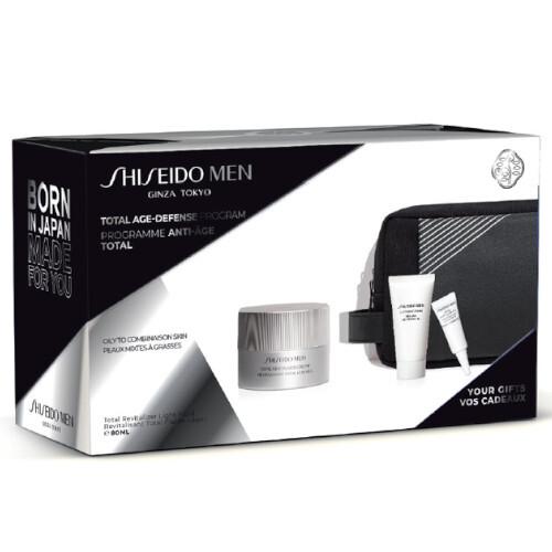 Shiseido Kosmetická sada pro muže Total Revitalizer