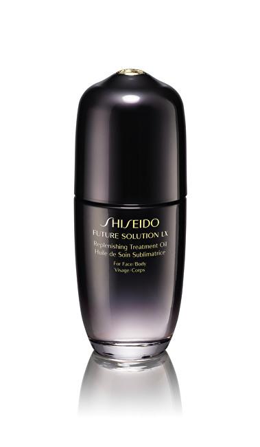 Shiseido Luxusní olejová péče pro omlazení pleti Future Solution LX (Replenishing Treatment Oil) 75 ml