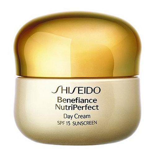 Shiseido Obnovující denní krém Benefiance NutriPerfect SPF 15 (Day Cream) 50 ml