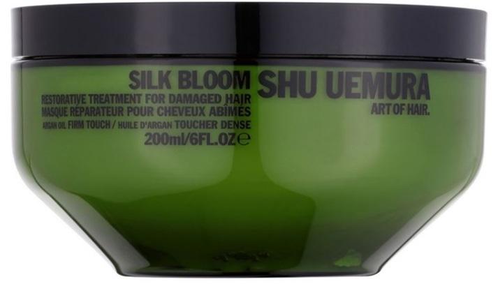 Shu Uemura Obnovující maska pro poškozené vlasy Silk Bloom (Restorative Treatment) 200 ml