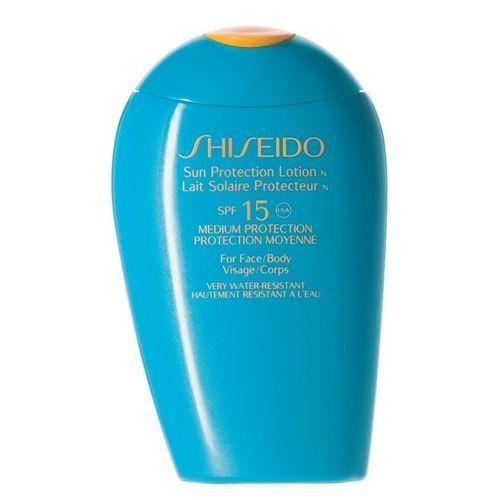 Shiseido Ochranný krém proti slunci SPF 15 (Sun Protection Lotion SPF15) 150 ml