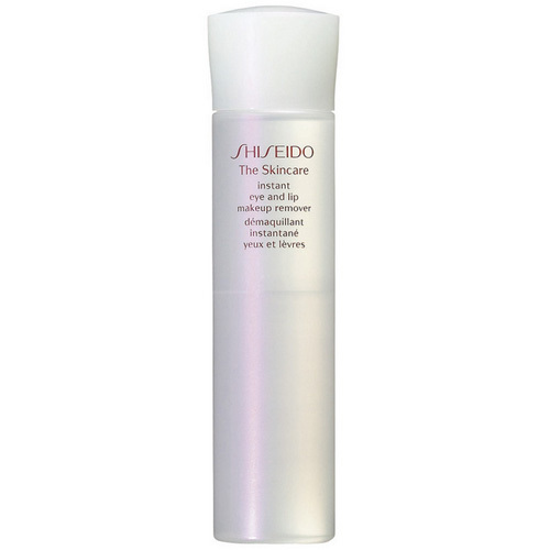 Shiseido Odličovač očí a pier The Skincare (Instant Eye And Lip Make-up Remover) 125 ml