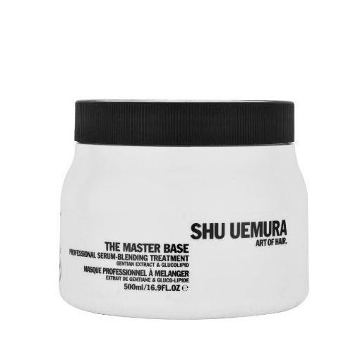 Shu Uemura Profesionální maska na vlasy The Master Base (Professional Serum Blending Treatment) 500 ml