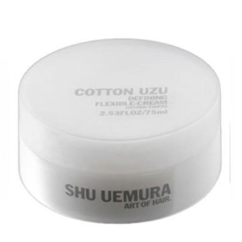 Shu Uemura Stylingový krém pro vlnité vlasy (Cotton Uzu Defining Flexible Cream) 75 ml