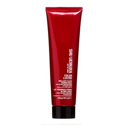 Shu Uemura Vyživující termoochranné mléko pro barvené vlasy (Color Lustre Brilliant Glaze Thermo Milk) 150 ml