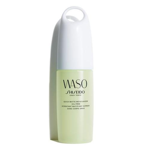 Shiseido Zmatňující pleťová emulze pro 24 hodinovou hydrataci pleti Waso (Quick Matte Moisturizer Oil-Free) 75 ml