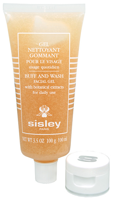Sisley Čisticí pleťový gel a rostlinnými výtažky (Buff and Wash Facial Gel) 100 ml