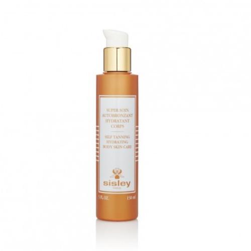 Sisley Samoopalovací tělové mléko ve spreji s hydratačním účinkem (Self Tanning Hydrating Body Skin Care) 150 ml