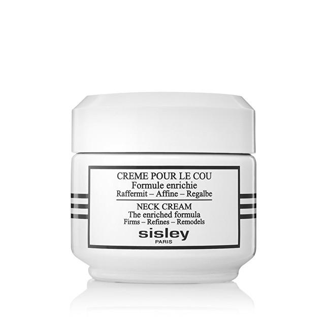 Sisley Zpevňující remodelační krém na krk (Neck Cream The Enriched Formula) 50 ml