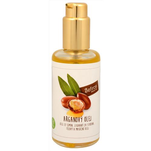 Sefiros BIO Arganový olej 100 ml - ZĽAVA - bez etikety