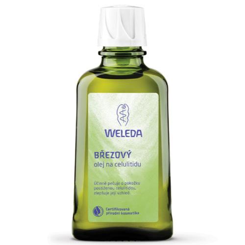 Weleda Březový olej na celulitidu - SLEVA - bez krabičky 100 ml