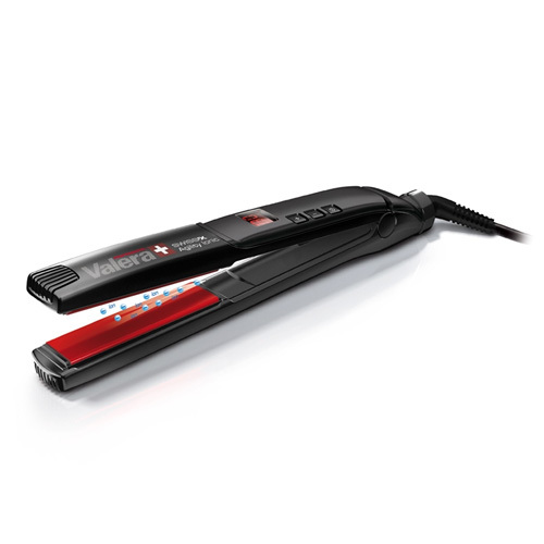 Valera Ionizačná žehlička na vlasy Swiss X Agility Ionic 100.20 / I - ZĽAVA - pokrčená krabica