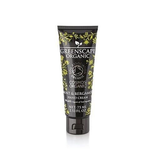 Somerset Toiletry Luxusný hydratačný krém na ruky Mäta a bergamot (Hand Cream) 75 ml