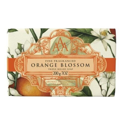 Somerset Toiletry Luxusní mýdlo v ozdobném papíru Pomerančový květ (Orange Blossom Triple Milled Soap) 200 g