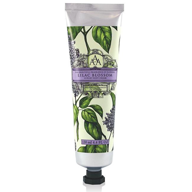 Somerset Toiletry Luxusný telový krém s kvetinovou vôňou šeříkového kvetu (Luxury Body Cream) 130 ml