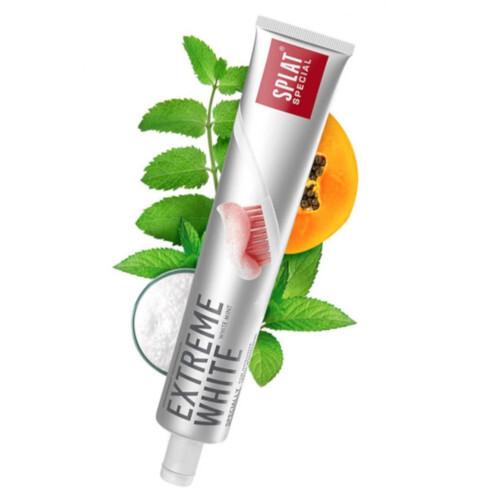 SPLAT Bieliace zubná pasta Extreme White 75 ml