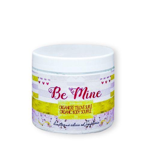 Soaphoria Organické tělové suflé Be Mine (Organic Body Souffle) 200 ml