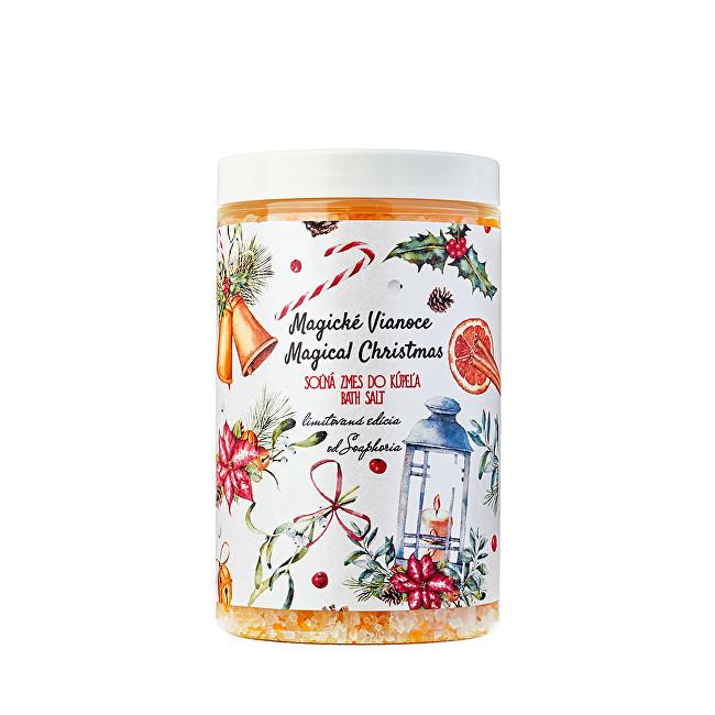 Soaphoria Sůl do koupele Magické Vánoce (Bath Salt) 400 g