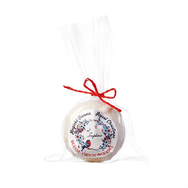 Soaphoria Šumivá bomba do koupele Magické Vánoce (Bath Bomb) 85 g