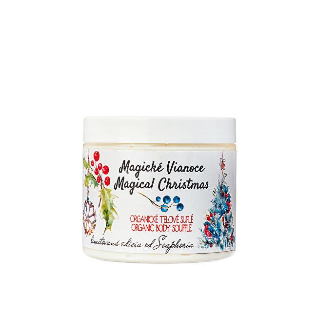 Soaphoria Tělové suflé Magické Vánoce (Organic Body Souffle) 200 ml