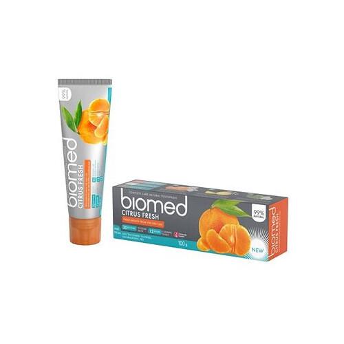 SPLAT Zubní pasta pro dlouhotrvající svěží dech Citrus Fresh 100 g