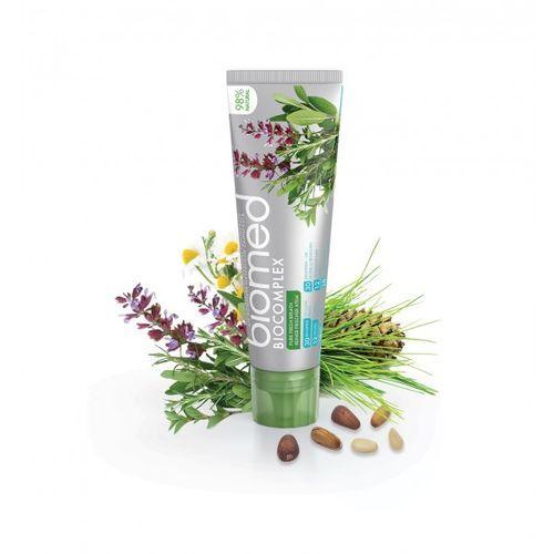 SPLAT Zubní pasta s přírodními esenciálními oleji z cedrového dřeva Biocomplex 100 g