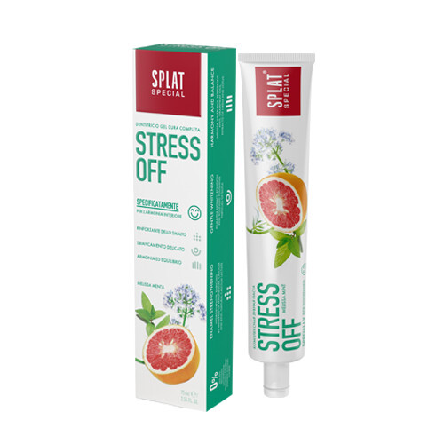 SPLAT Zubná pasta Stress Off 75 ml