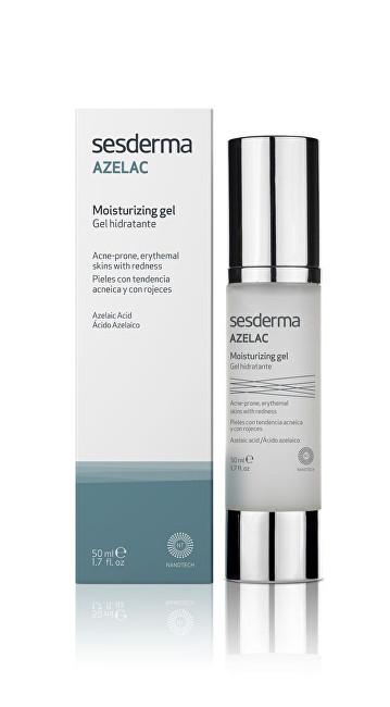 Sesderma Hydratační gel na rozšířené a popraskané žilky Azelac (Moisturizing Gel) 50 ml