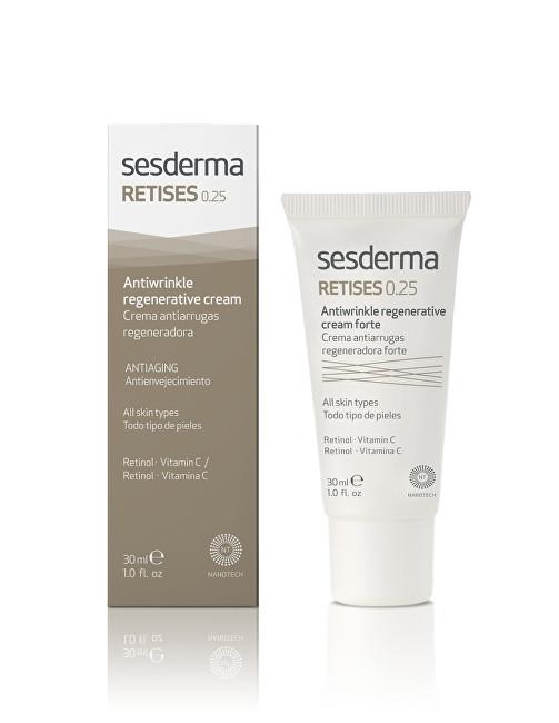 Sesderma Obnovující krém s retinolem a vitaminem C Retises (Antiwrinkle Regenerative Cream) 30 ml