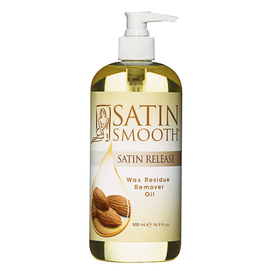 Satin Smooth Čistící olej po depilaci (Wax Residue Remover Oil) 473 ml