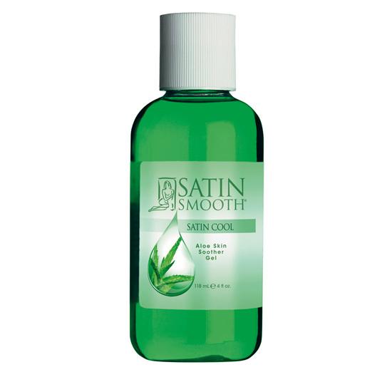 Satin Smooth Uklidňující a chladivý gel po depilaci (Satin Cool Soother Gel) 118 ml