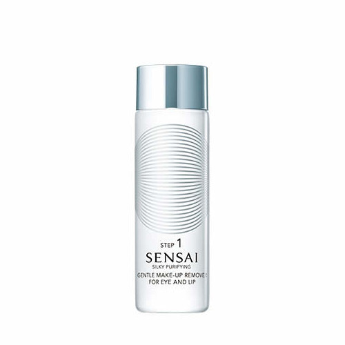 Sensai Odličovač očního make-upu a rtů Silky Puryfying Step One (Gentle Make-Up Remover For Eye & Lips) 100 ml