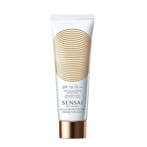 Sensai Pleťový krém na opalování SPF 15 Cellular Protective (Cream For Face) 50 ml
