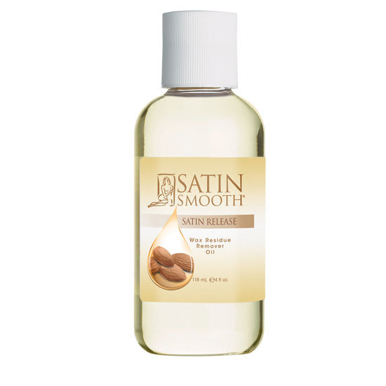 Satin Smooth Čistící olej po depilaci (Wax Residue Remover Oil) 118 ml