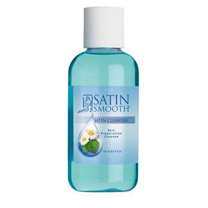 Satin Smooth Čisticí péče o pokožku před depilací (Skin Preparation Cleanser) 118 ml