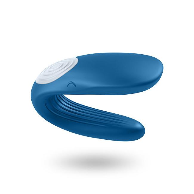 Satisfyer Modrý partnerský vibrátor Partner Toy Whale