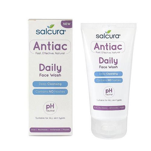 Salcura Denní mycí gel pro problematickou pleť Antiac (Daily Face Wash) 150 ml
