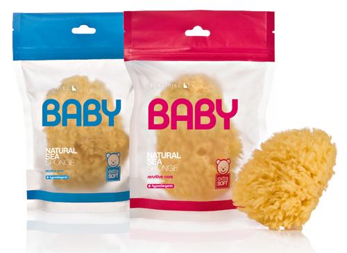 Suavipiel Dětská mořská houba (Baby Natural Sponge)