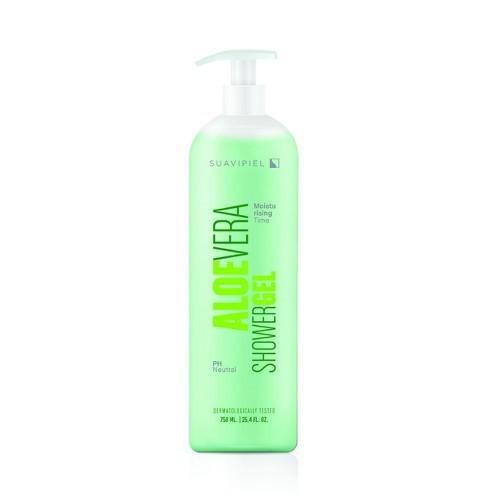 Suavipiel Hydratační sprchový gel s aloe vera (Aloe Vera Shower Gel) 750 ml