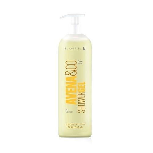 Suavipiel Sprchový gel pro citlivou pokožku Avena & CO (Avena & CO Shower Gel) 750 ml