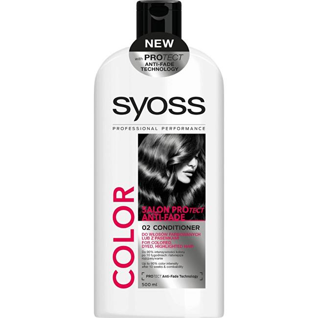 Syoss Balzám pro barvené, zesvětlené a melírované vlasy Colorist (Conditioner) 500 ml