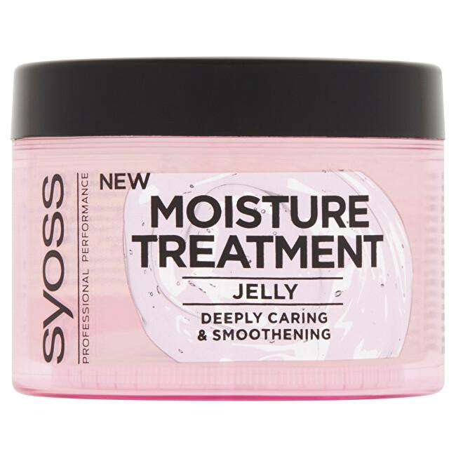 Syoss Hydratační gelová maska pro uhlazení vlasů (Moisture Treatment Jelly) 200 ml