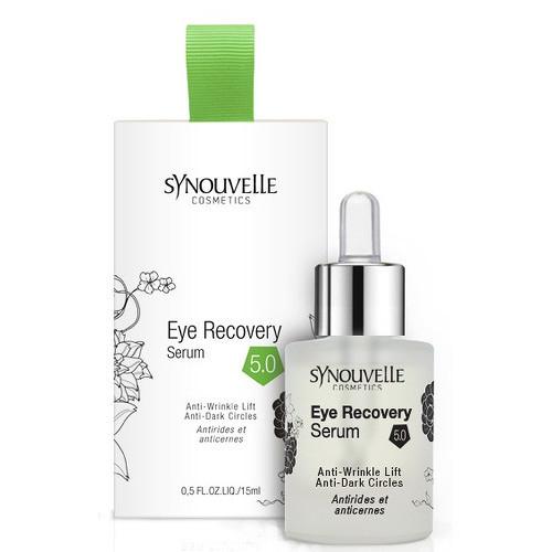Synouvelle Cosmeceuticals Intenzivní sérum na oční partie 5.0 (Eye Recovery Serum) 15 ml