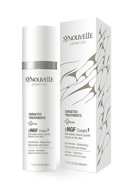 Synouvelle Cosmeceuticals Pleťový krém sNFG Cream1 pro normální a smíšenou pleť (Anti Wrinkle Moisturizing Cream) 50 ml
