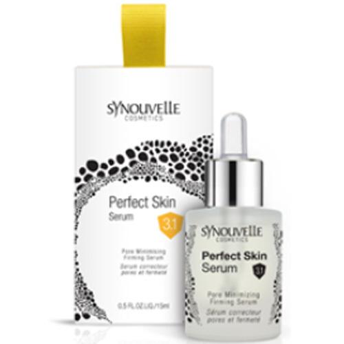 Synouvelle Cosmeceuticals Sérum pro souměrnou, vitální a hladkou pleť 3.1 (Perfect Skin Serum) 15 ml