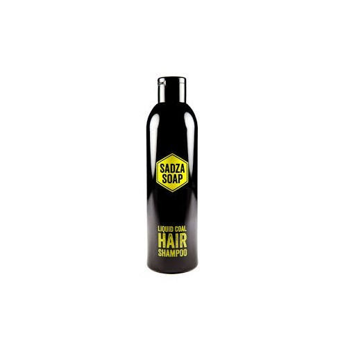 Sadza Soap Šampon na vlasy s aktivním uhlím (Liquid Coal Hair Shampoo) 250 ml